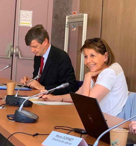 Les parlementaires de Meurthe-et-Moselle interrogent la Préfète de région sur les sujets structurants – 20 juillet 2020