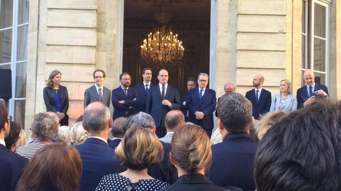 Le Premier Ministre, Jean CASTEX, rencontre les parlementaires – 06.07.20