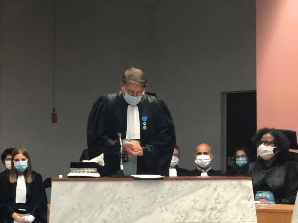 huit nouveaux magistrats au tribunal judiciaire de Nancy !   – 4 septembre 2020