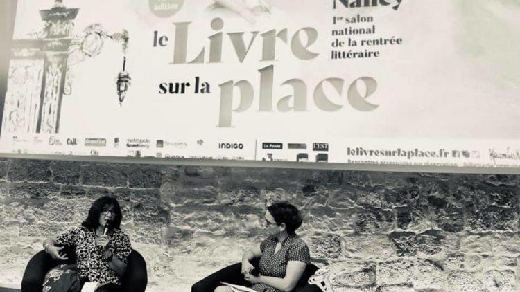 Livre sur la Place : Entretien avec Mâkhi Xenakis – 12 septembre 2020