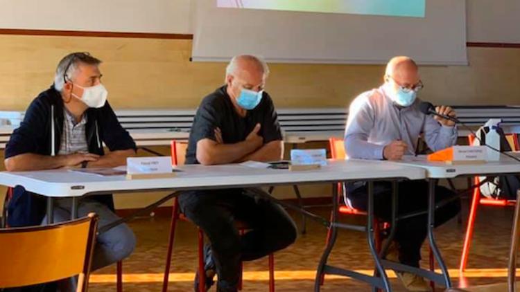 Assemblée Générale du CPIE de Champenoux – 21 septembre 2020