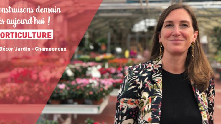 Soutien aux horticulteurs chez Décor'Jardin à Champenoux  – 3 septembre 2020