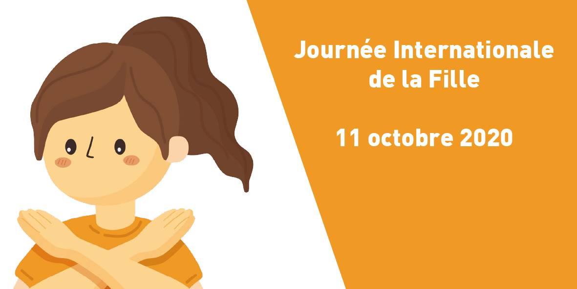 Journée Internationale de la fille – 11 octobre 2020