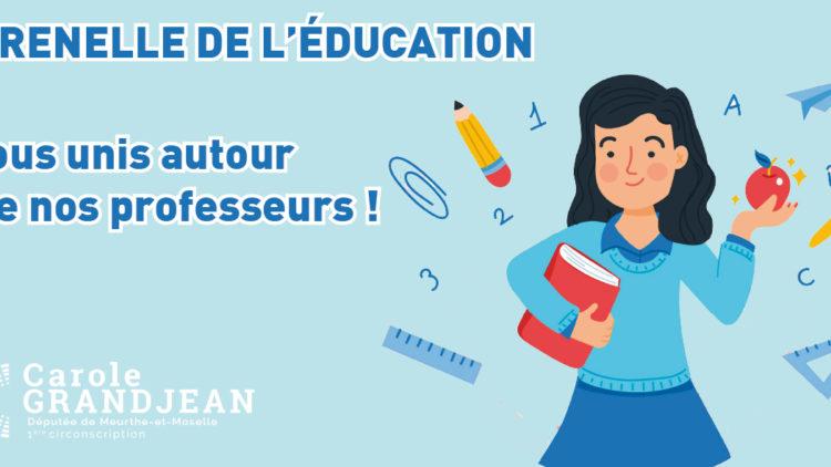 Grenelle de l'éducation  – 27 octobre 2020