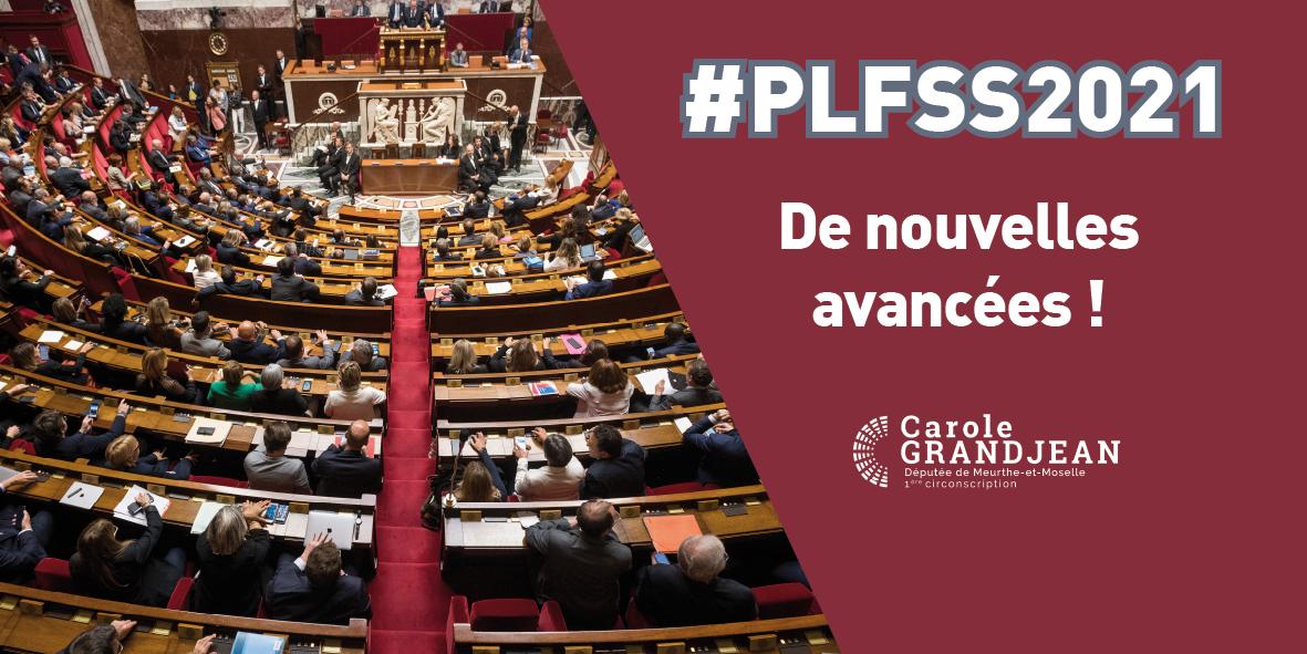 PLFSS 2021 : de nouvelles avancées !  – 21 octobre 2020