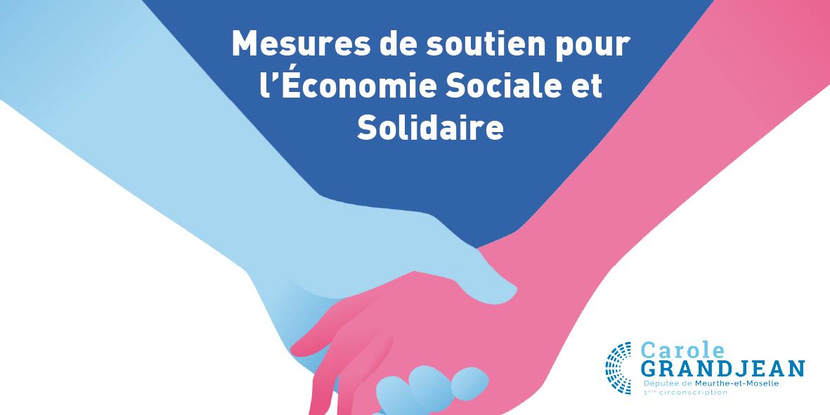 Mesures de soutien pour l'ESS – 16 novembre 2020