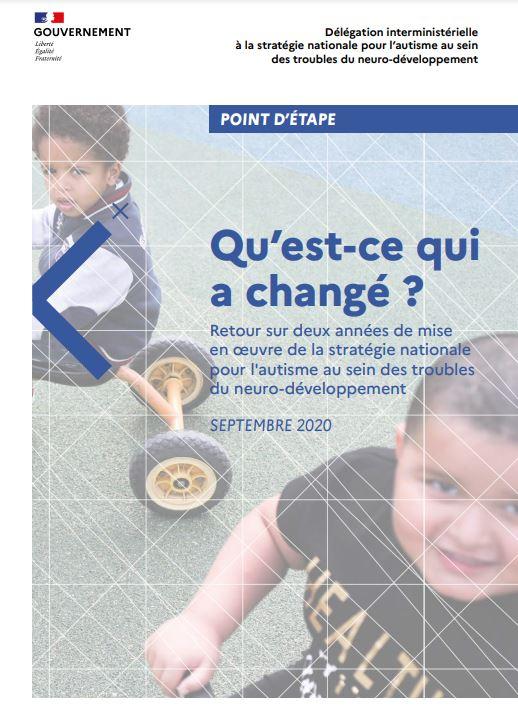 Réunion du Groupe d'Etudes Autisme – 20 janvier 2021