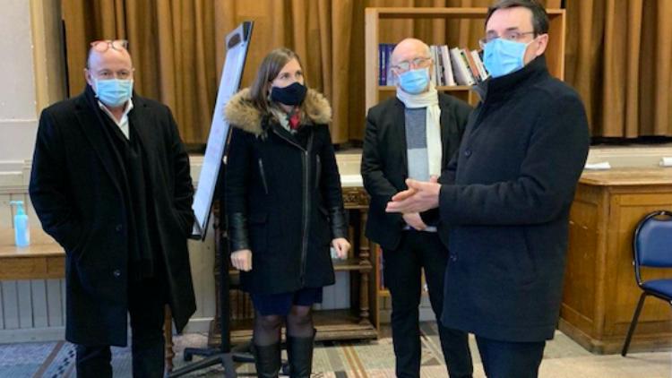 La campagne de vaccination s'intensifie en Meurthe-et-Moselle – 11 janvier 2021