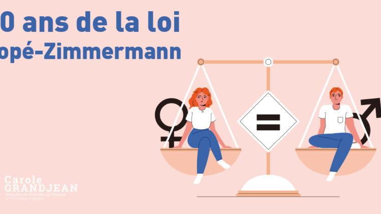 Egalite Professionnelle :  La loi Copé-Zimmermann a 10 ans