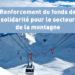 Le fonds de solidarité s'adapte à la situation des entreprises de montagne – 4 février 2021