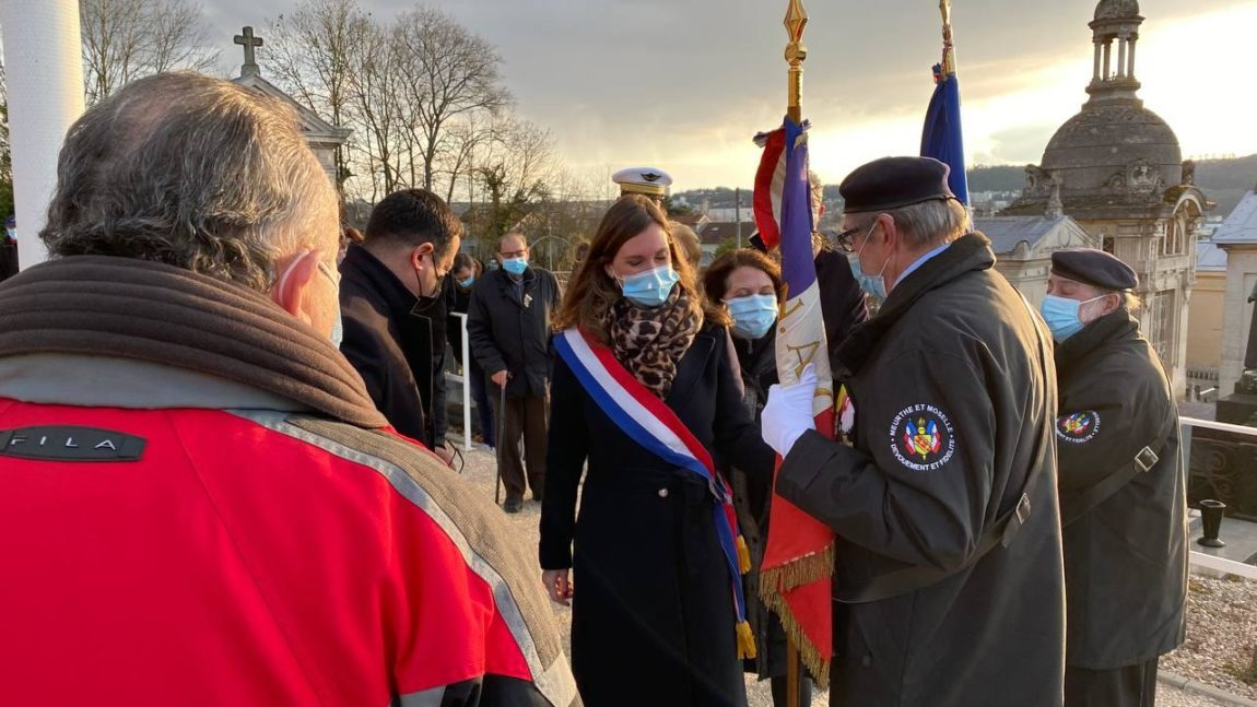 Journée nationale de souvenir et de recueillement à la mémoire des victimes de la guerre d'Algérie et des combats en Tunisie et au Maroc – 19 mars 2021