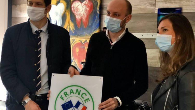 Dentark à Saulxures-lès-Nancy, industrie du futur – 10 mai 2021