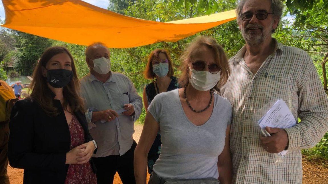Arts et Jardins à Lay Saint Christophe – 12 juin 2021