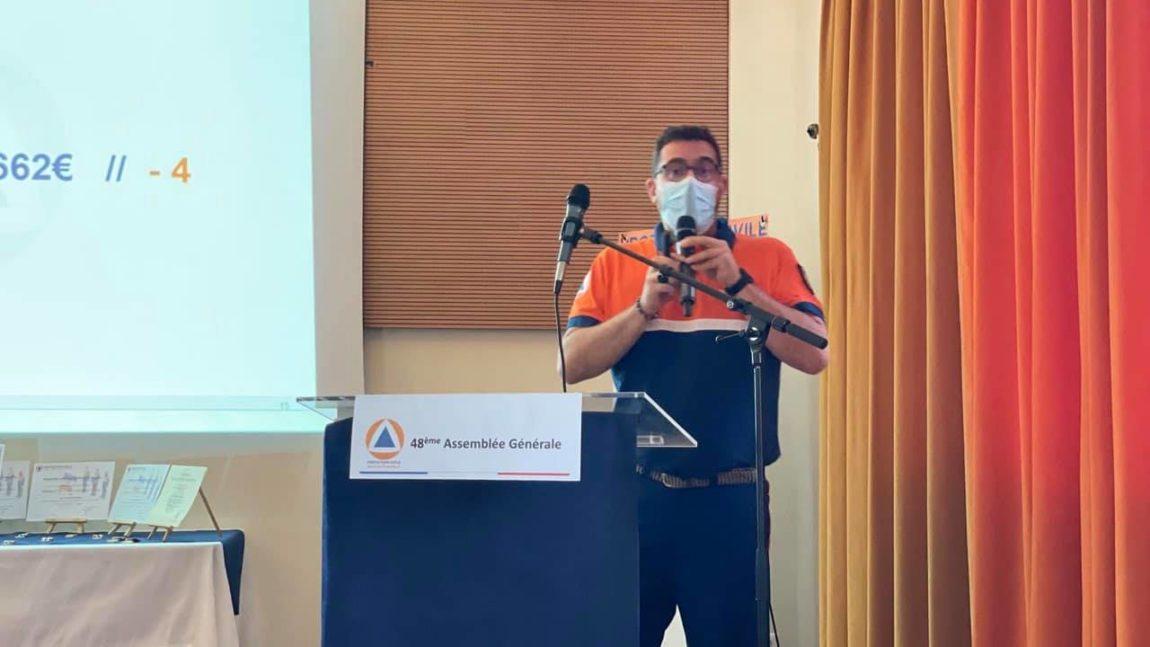 Assemblée Générale de le Protection Civile de Meurthe-et-Moselle – 2 septembre 2021