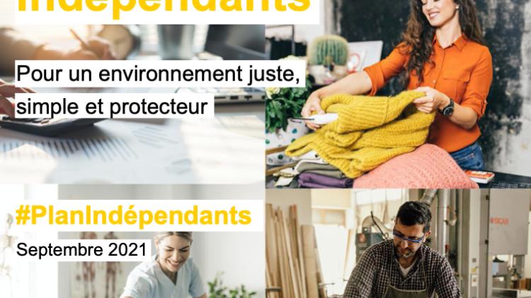 Plan indépendants – 16 septembre 2021