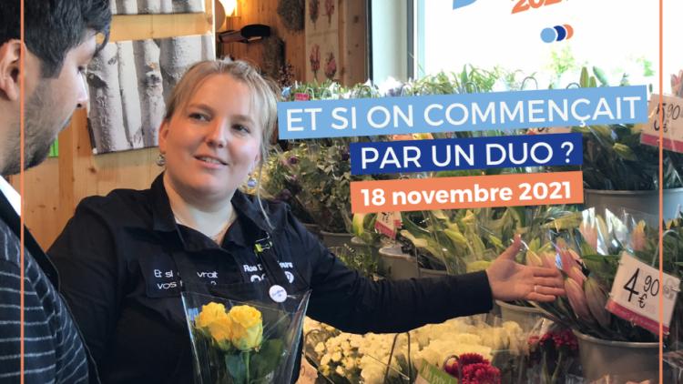 Inscrivez-vous à Duoday ! – 18 octobre 2021