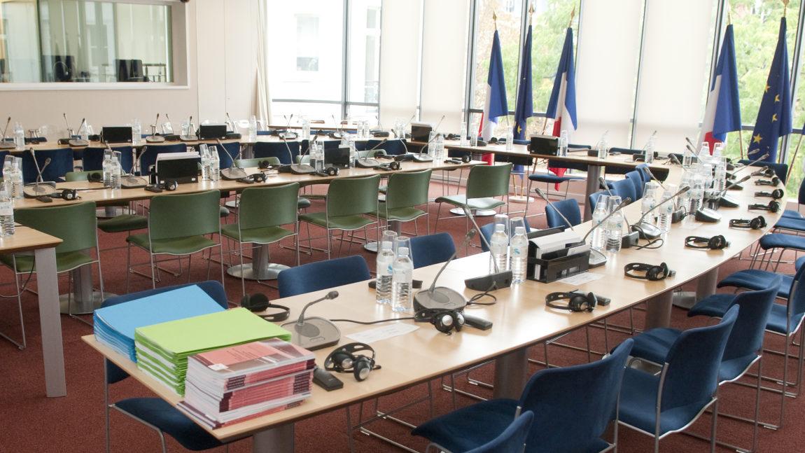 Commission des affaires européennes – 3 octobre 2017