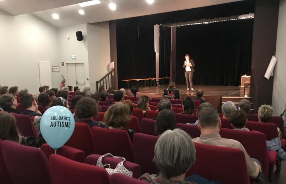 Manifestation publique avec Vivre avec l'Autisme en Meurthe-et-Moselle – 7 avril 2018