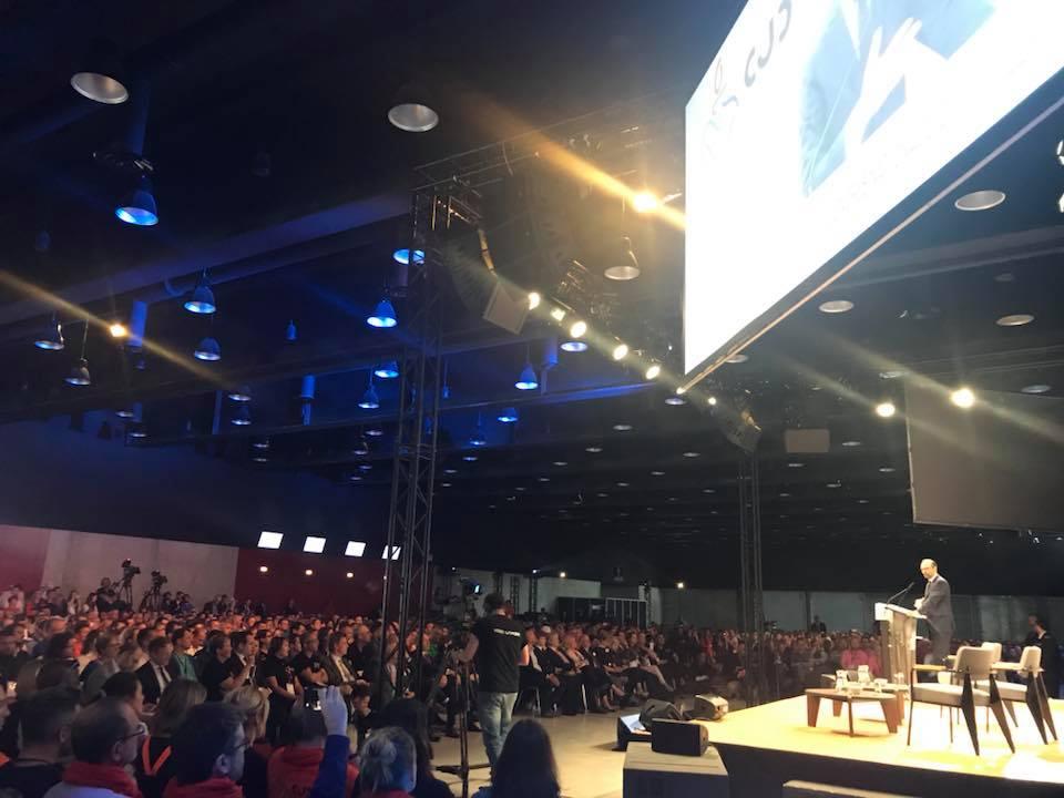 37e Congrès national du Centre des Jeunes Dirigeants d'entreprise – 18 mai 2018