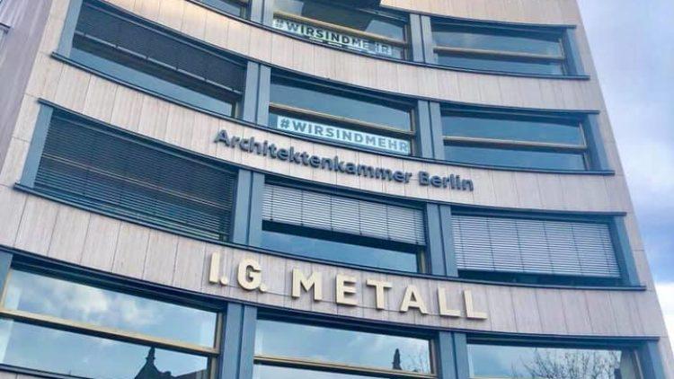 visite d'IG Metall à Berlin-5 mars 2019