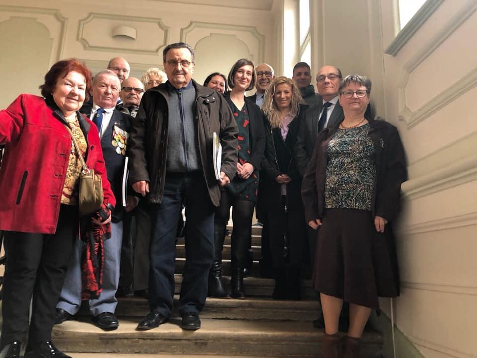 Assemblée Générale de l'Association des Harkis du 54 – 18 mars 2019