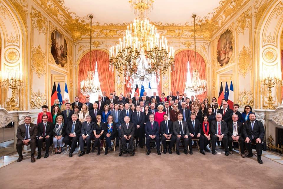 Lancement de l'Assemblée Parlementaire Franco Allemande – 25 mars 2019