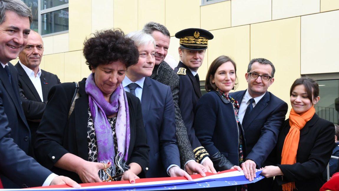 Frédérique Vidal inaugure l'Institut Jean Lamour – 5 avril 2019
