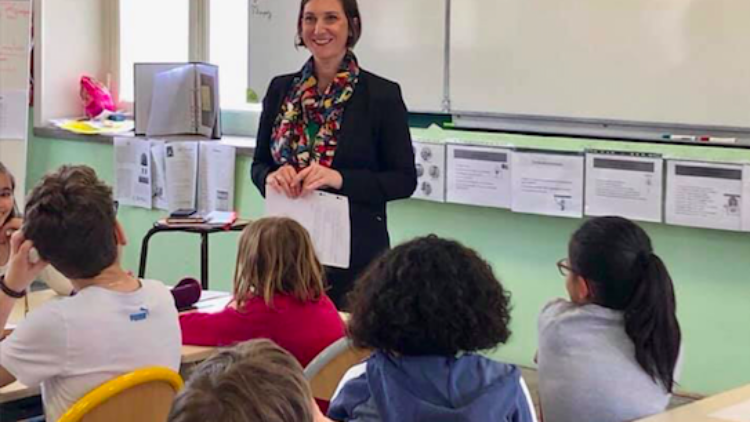 Une loi sur le numérique par les élèves de l'Ecole Saint Jean Baptiste de La Salle ! – 6 mai 2019