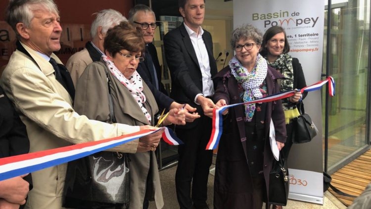 Inauguration de la Résidence Beausite à Liverdun – 2 mai 2019
