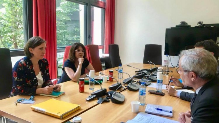 Mission fraude sociale : Audition de la Direction Générale des Etrangers en France – 10 Juillet 2019