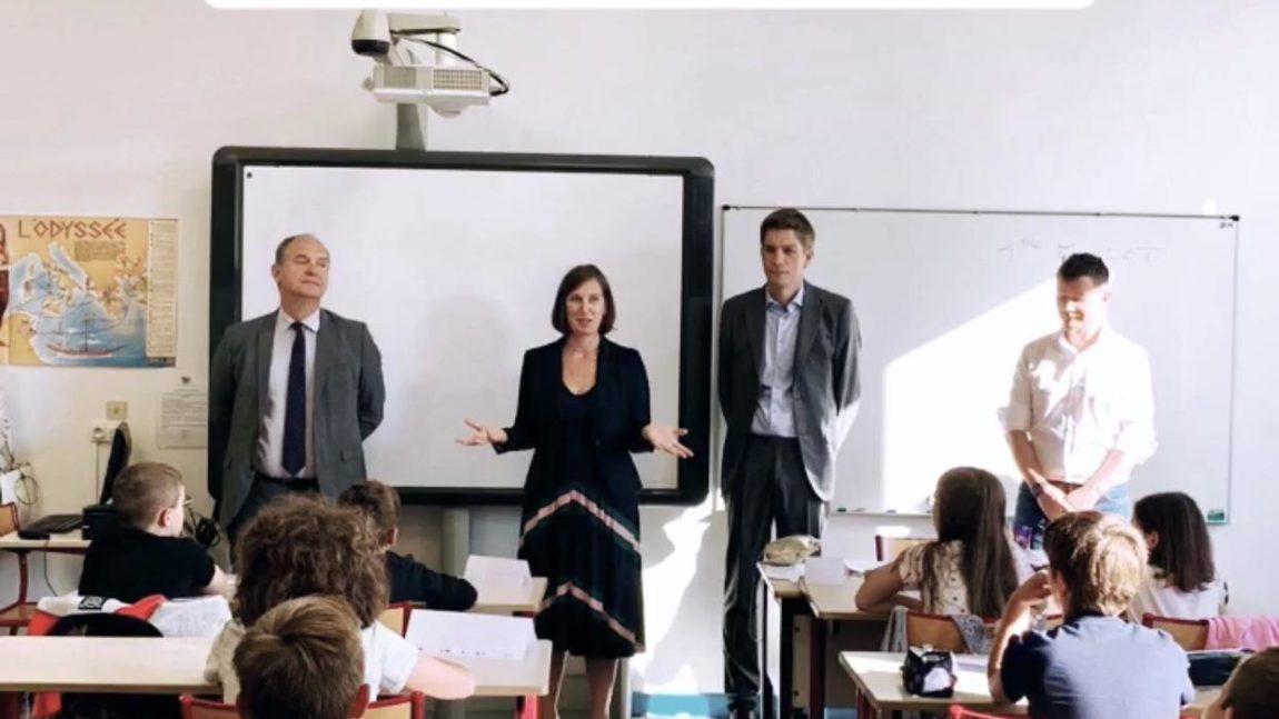 Une rentrée pour tous au Collège de la Craffe à Nancy – 2 Septembre 2019