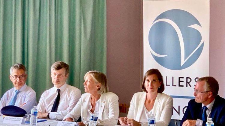 Une pré-rentrée inclusive avec Sophie Cluzel – Ecole Suzanne Herbinière-Lebert à Villers – 30 Aout 2019