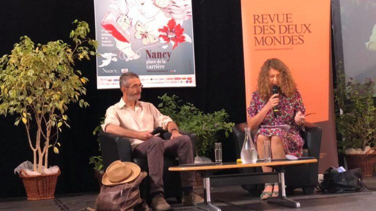 Philippe LANÇON au Livre sur la Place – 15 septembre 2019