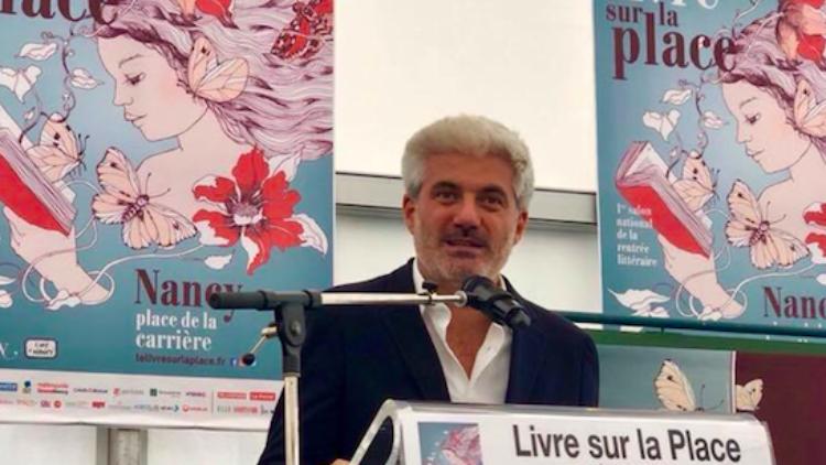 Inauguration du Livre sur la Place – 13 Septembre 2019