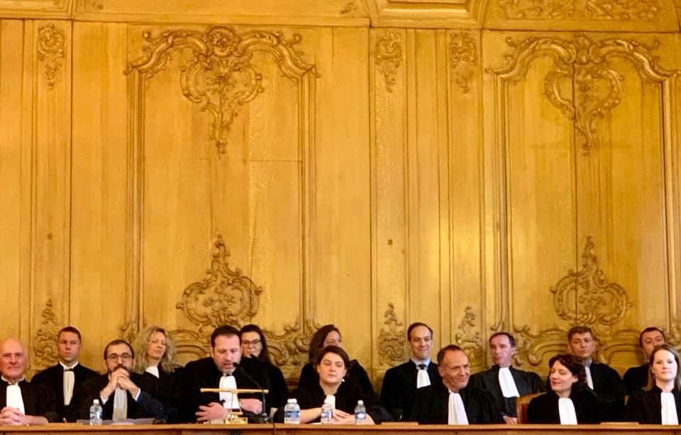 Rentrée solennelle du Barreau de Nancy –  22 novembre 2019