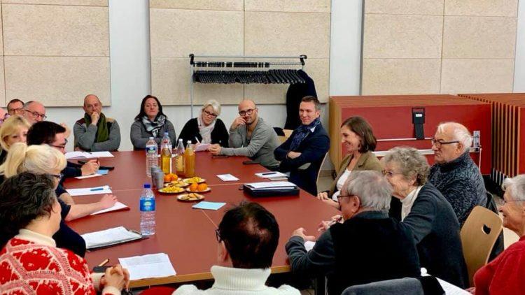 Rencontre citoyenne avec les malzévillois – 18 novembre 2019