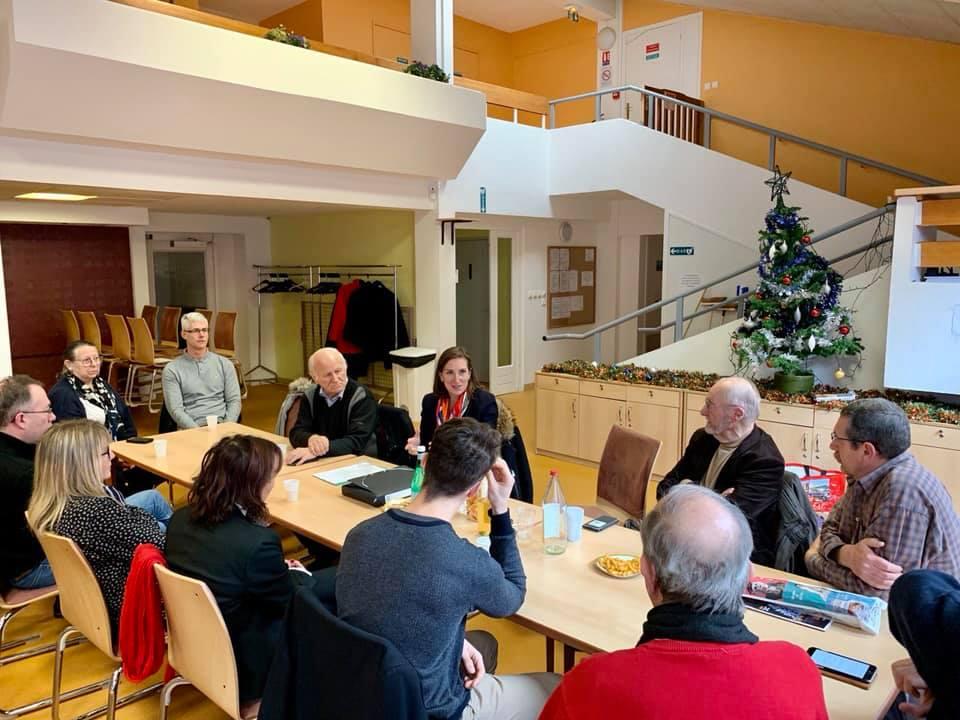 Rencontre citoyenne à Seichamps – 7 décembre 2019