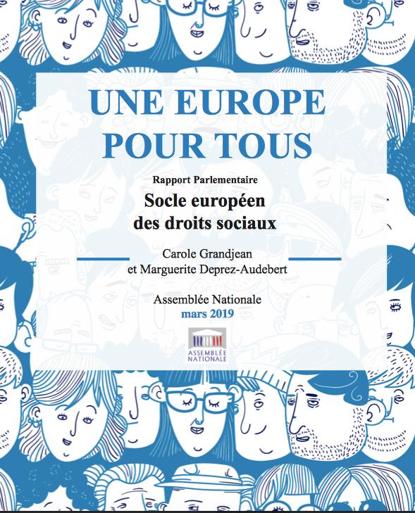 11.03.20 : Handicap : Une stratégie ambitieuse à l'échelle européenne