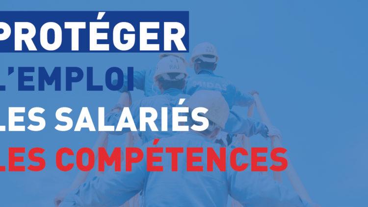 Protéger l'emploi, les salariés, les compétences – 22 avril 2020