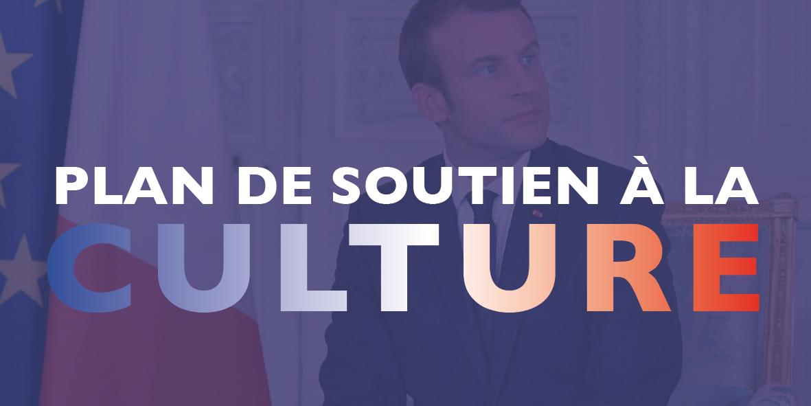 Plan de soutien à la culture – 6 mai 2020
