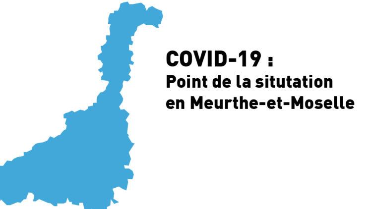 COVID-19 : point de la situation – 14 mai 2020