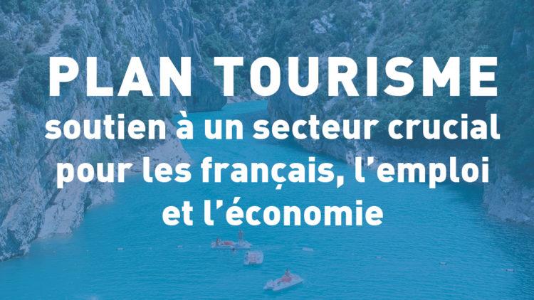 Plan Tourisme – 13 mai 2020