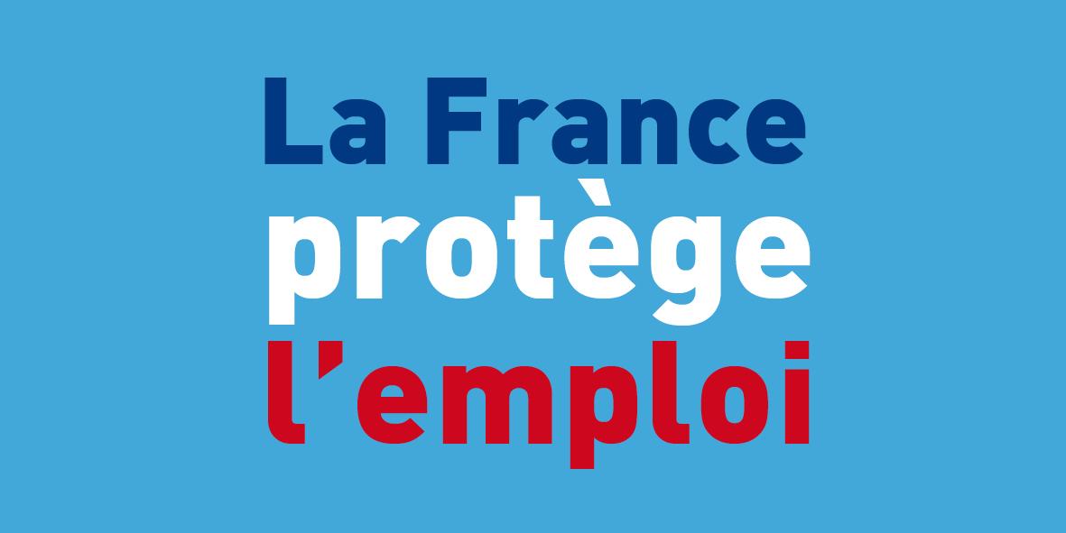 La France réaffirme son soutien massif pour l'emploi, la formation et le développement des compétences ! – 25 juin 2020
