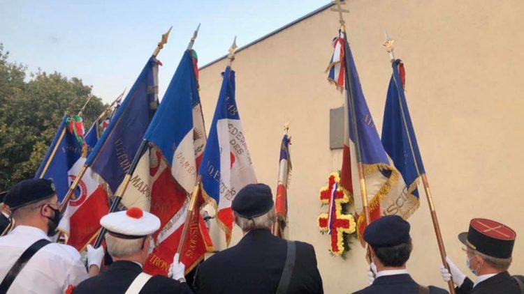 76ème anniversaire de la Libération de Nancy – 15 septembre 2020