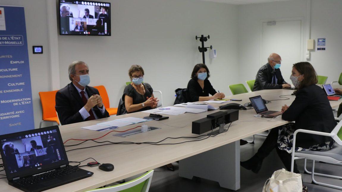 Concertation locale sur la situation épidémique – 16 octobre 2020