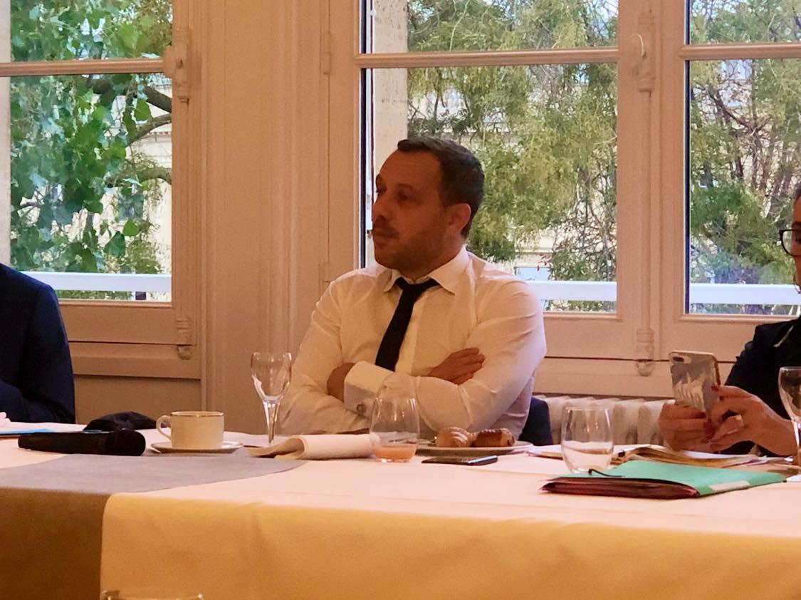 La protection de l'enfance avec le Ministre Adrien Taquet – 14 octobre 2020