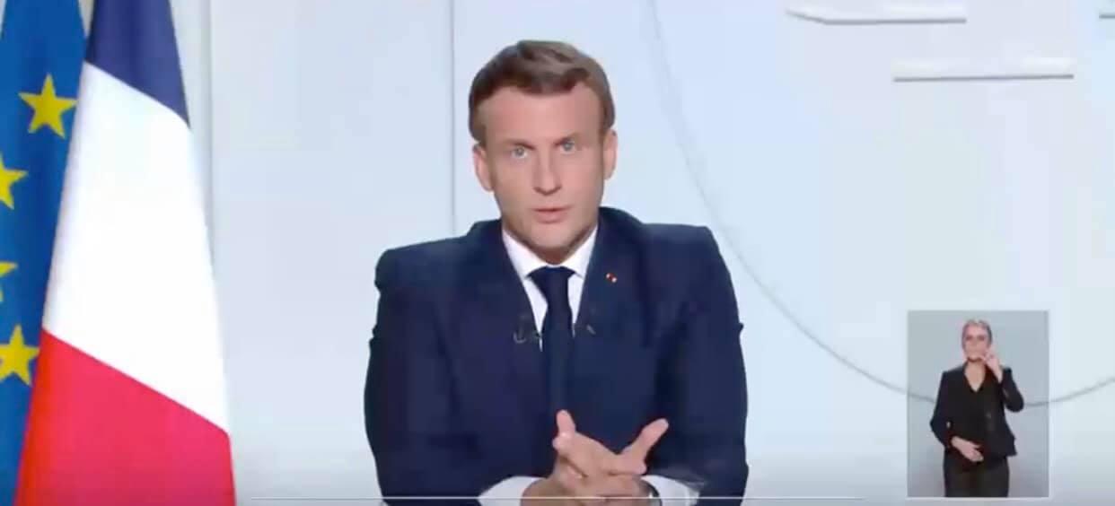 Allocution du Président de la République aux Français.  – 28 octobre 2020