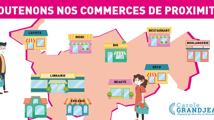 Soutenons nos commerces de proximité ! 3 novembre 2020