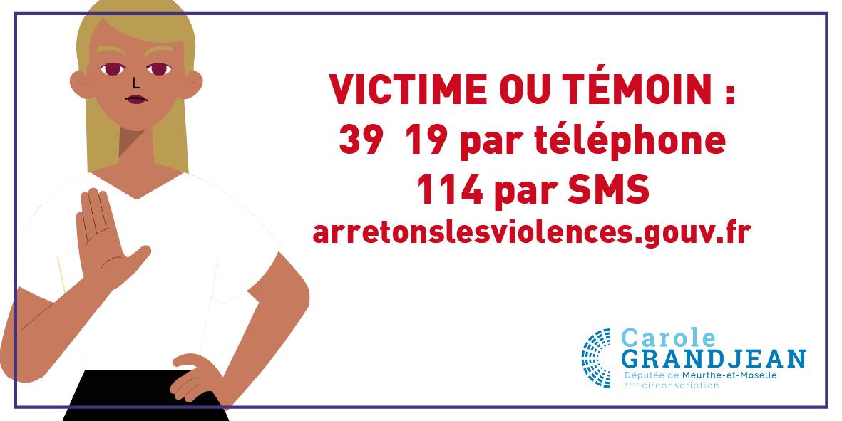 Grenelle des violences faites aux femmes : bilan à 1 an – 25 novembre 2020