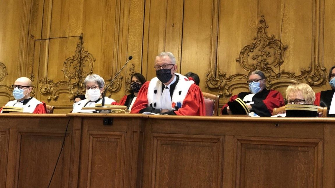 Rentrée solennelle de la Cour d'Appel de Nancy – 8 janvier 2021
